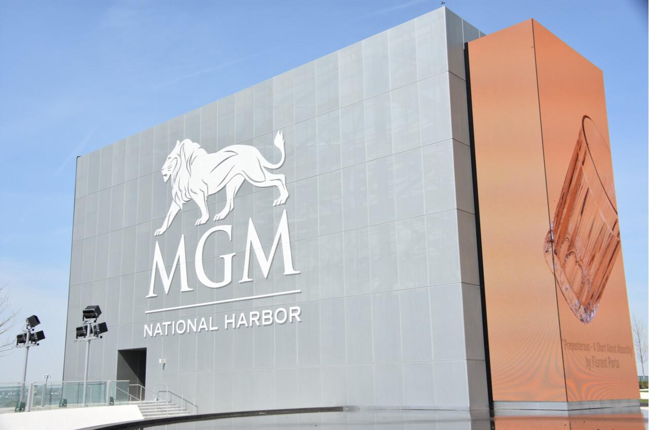 Bourbiz MGM National Harbor Veteran/Milspouse Resource Event
